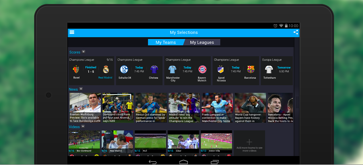 How To Watch Your Favorite Team Live On Mobile For Free