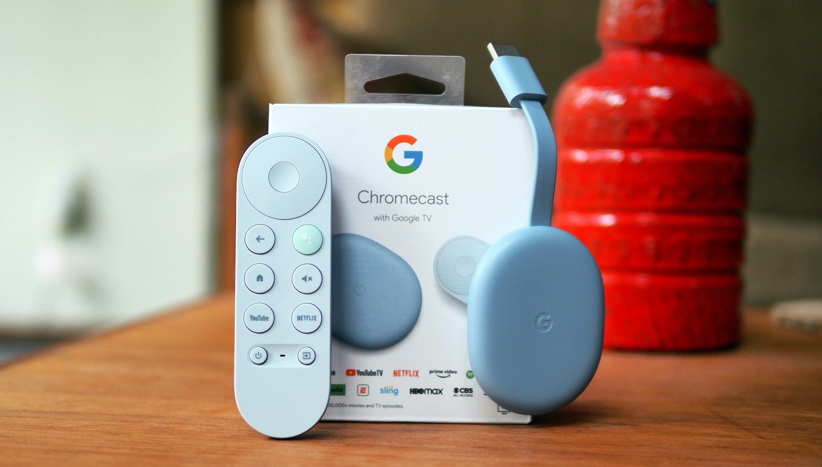 Chromecast With Android TV And Remote Control - Learn How It Works