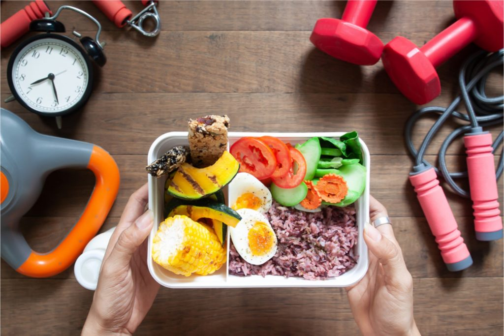 Healthy Lifestyle Tips - What to Eat For a Post Workout Meal