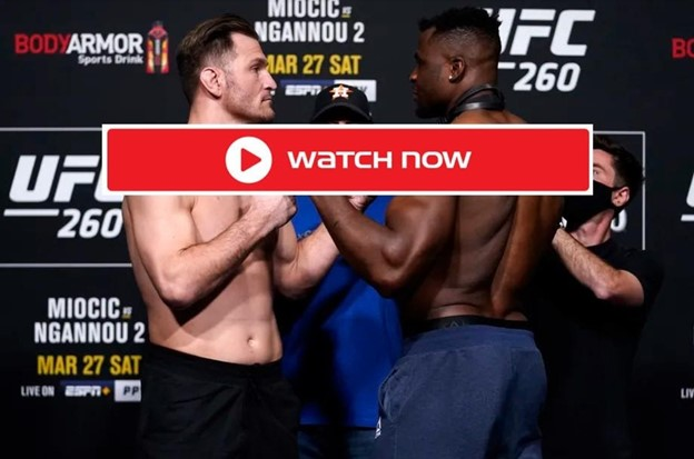 How To Watch UFC Online - Discover The Options
