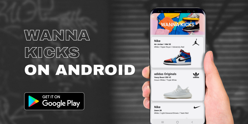 How to Simulate Tennis Shoes Try-On: Wanna Kicks App