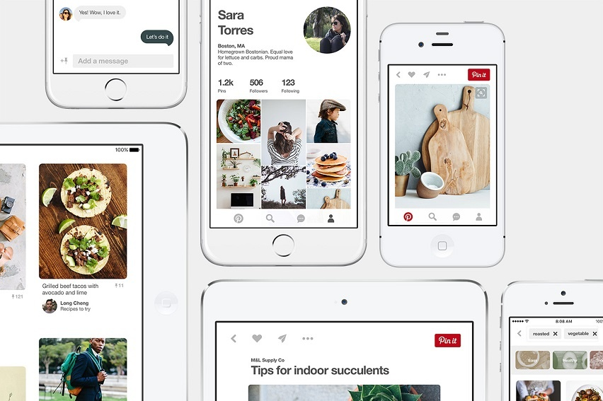 Learn To Be More Creative By Downloading The Pinterest App
