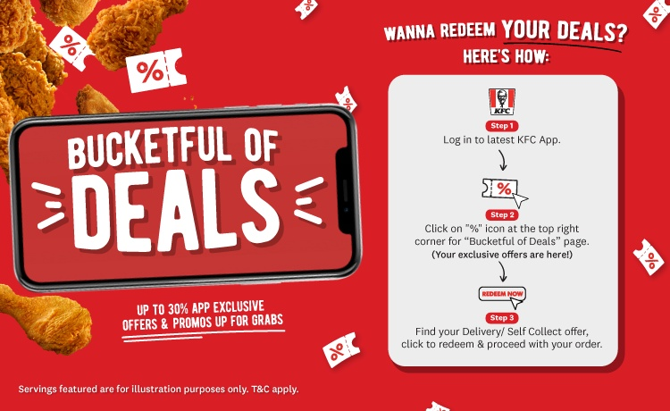 KFC App - Learn How To Download