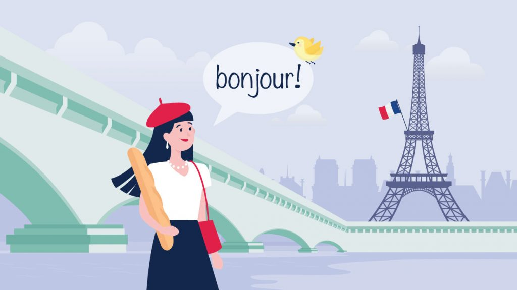 How to Learn French at Home with This App