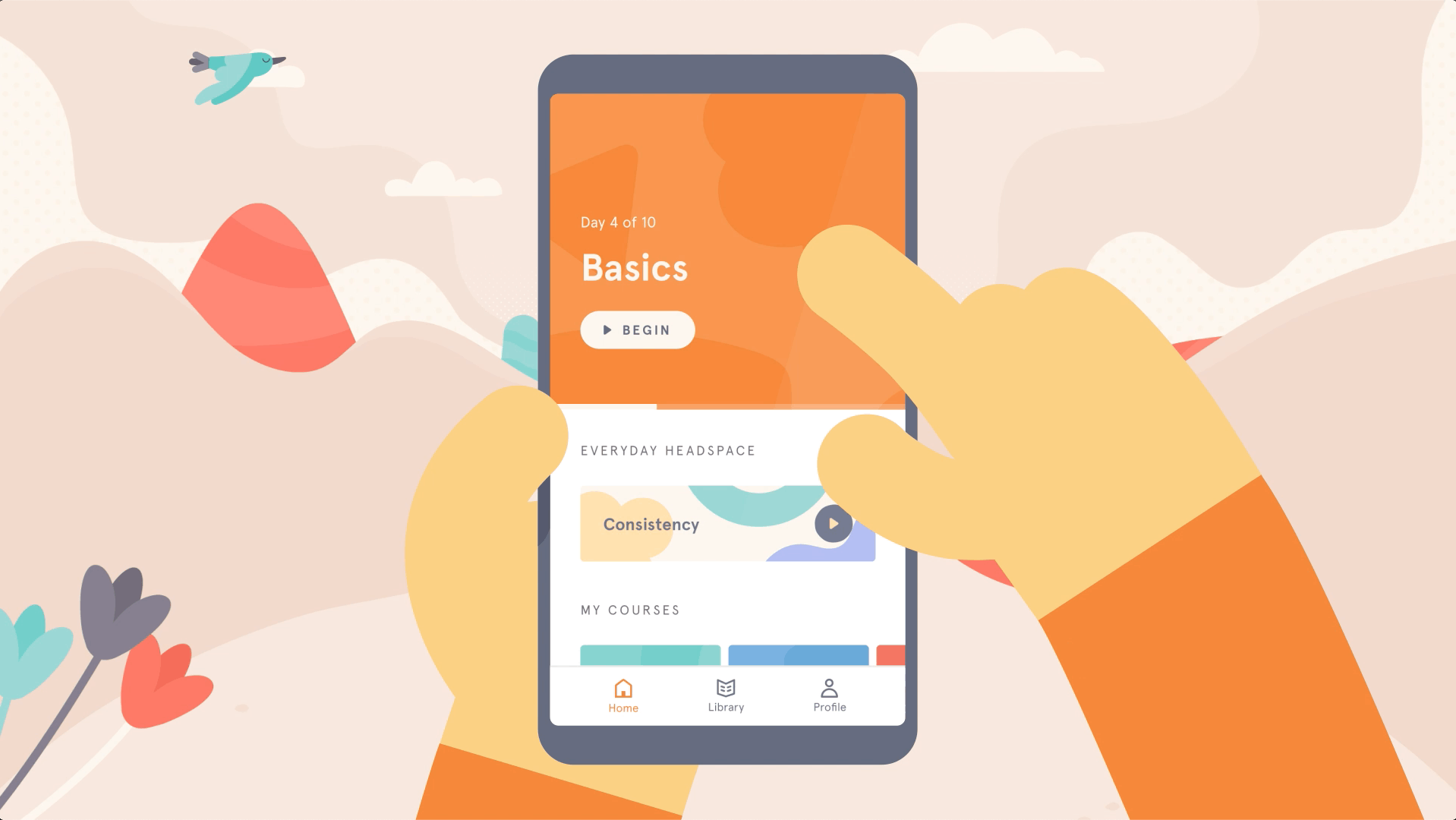 Learn How to Rest After Work – Download Headspace: Meditation