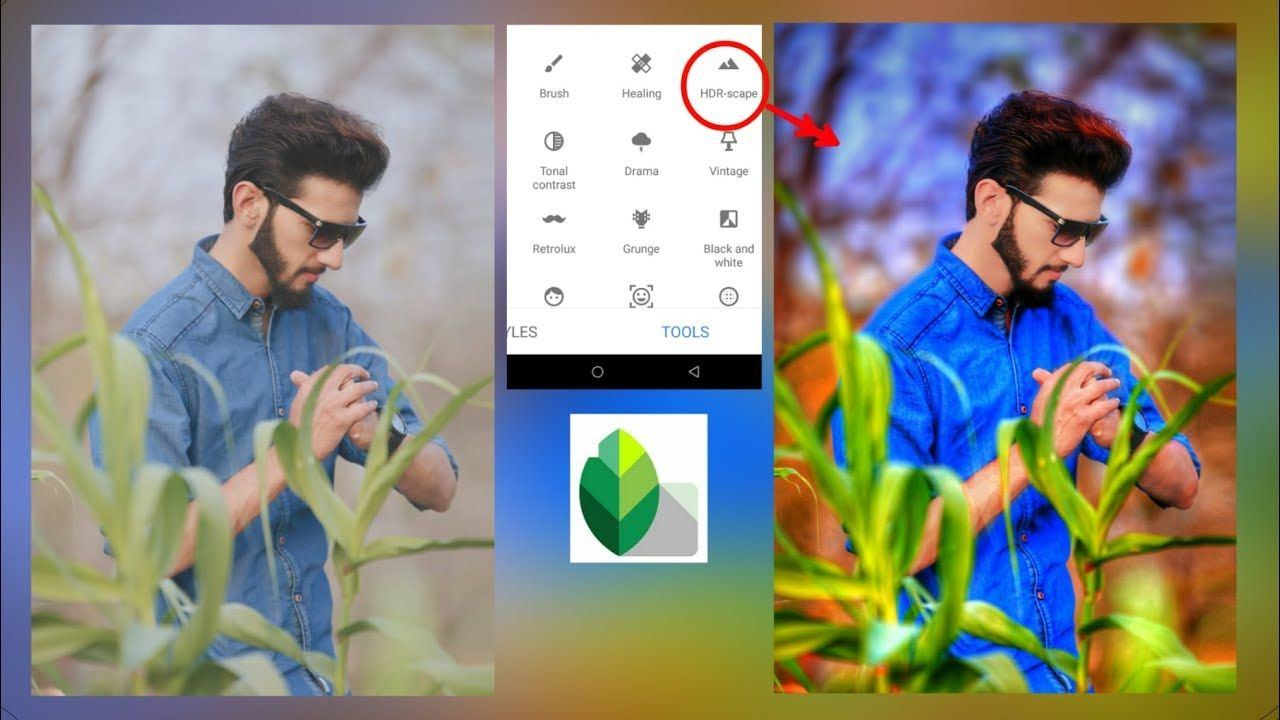 The App that Allows Users to Place or Remove Items from Images - Learn How to Download Snapseed