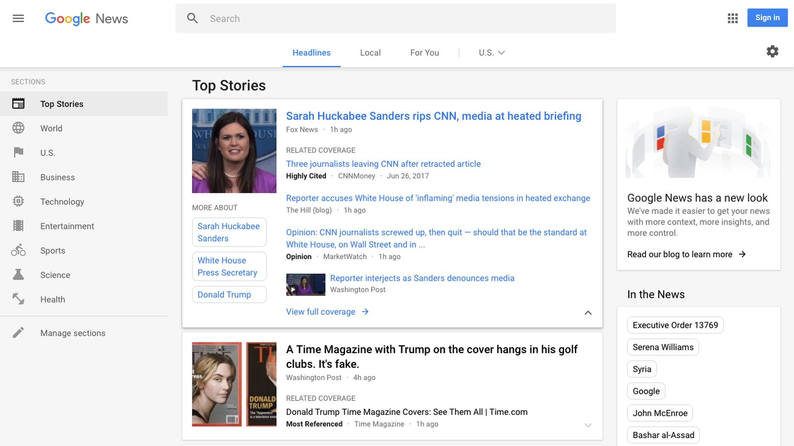 Learn How to Stay Up to Date with News from the Google News App