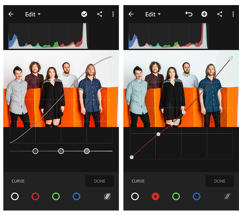Learn How to Edit Photos in a Professional Way with the Adobe Lightroom App
