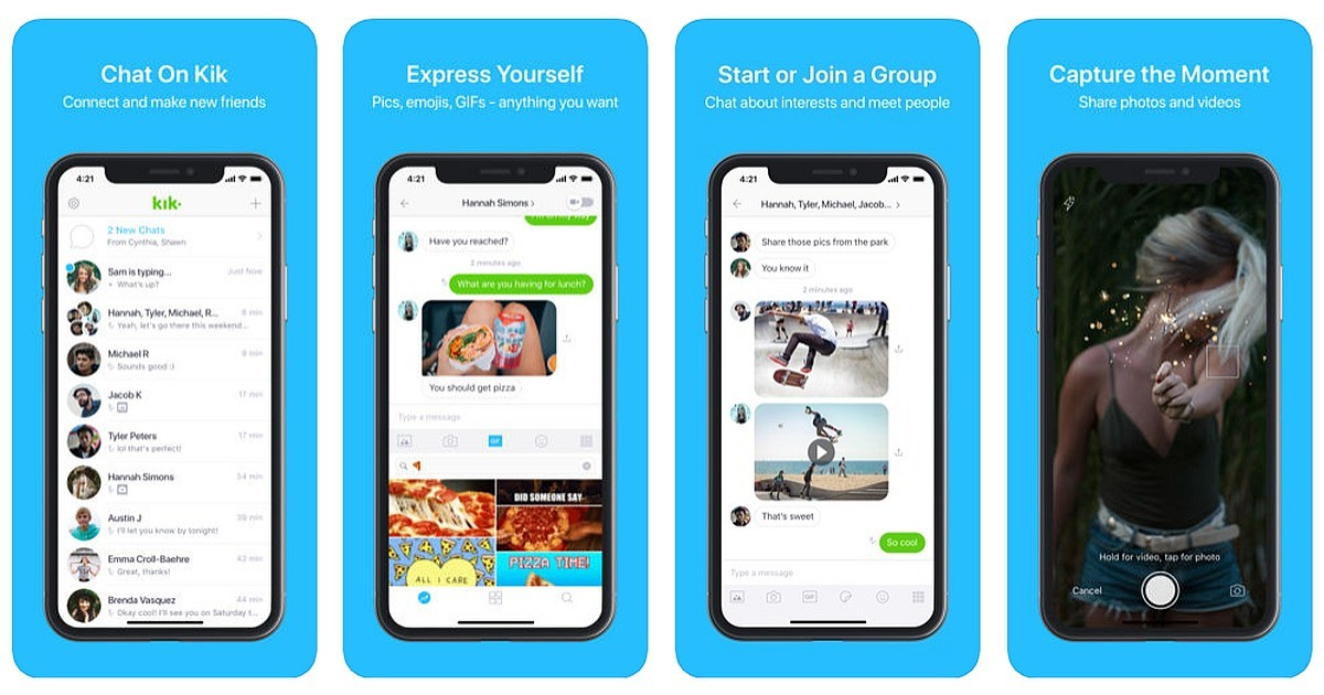 Find Out What the Kik App Looks Like and How to Download It