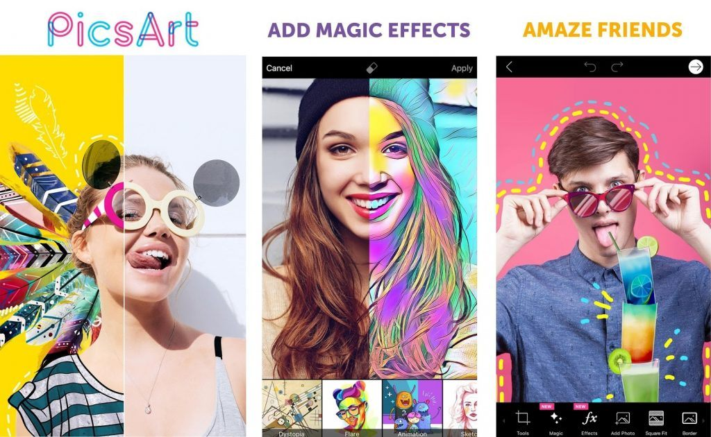 Learn How to Make Amazing Collages and Edits with the PicsArt Photo Studio App
