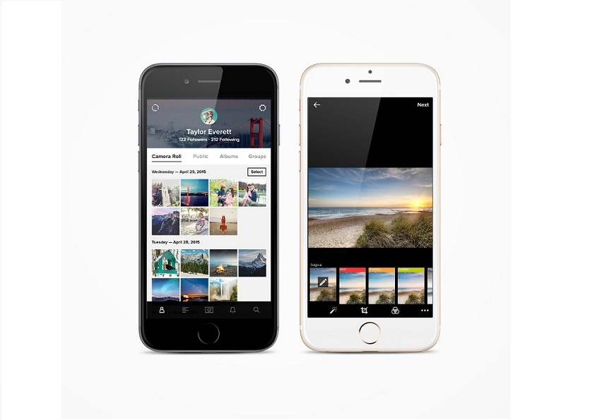 Discover the Largest Community of Photographers in the World by Downloading the Flickr App