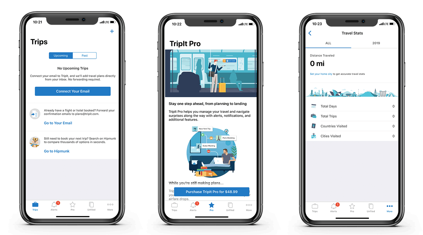 Plan Everything For A Trip In One App - Learn How To Download TripIt
