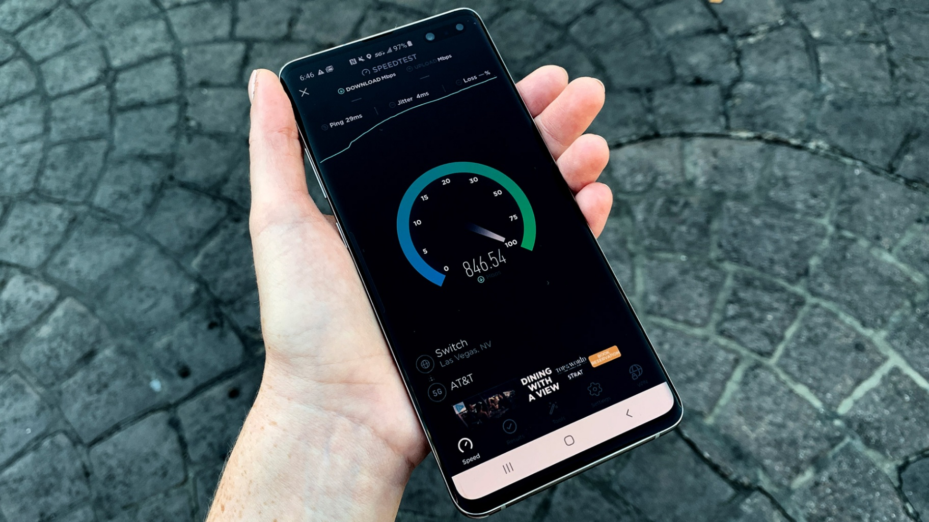 Discover How to Test Mobile Internet Speed with an App