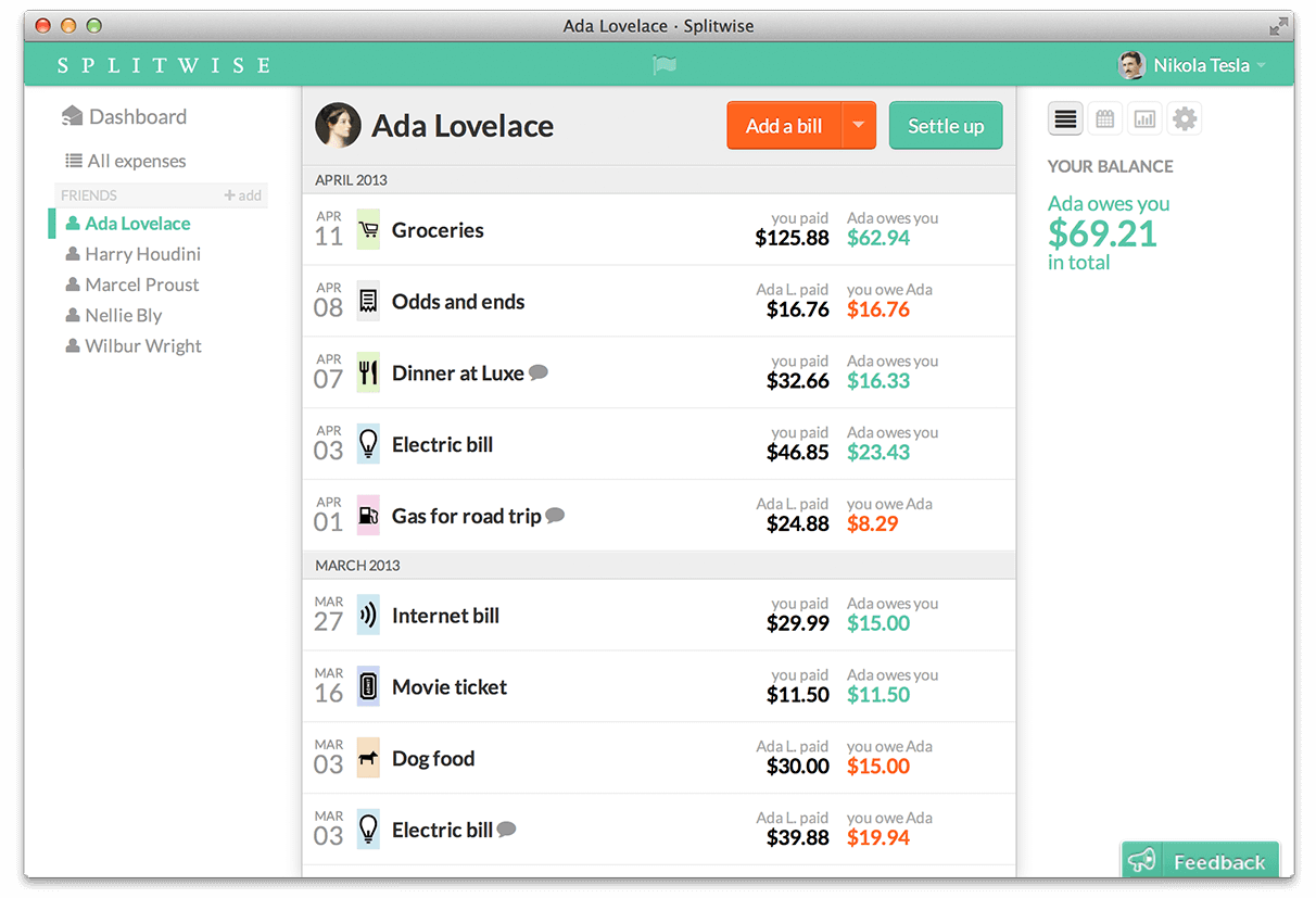 How To Use Splitwise To Split The Bill And Track Expenses