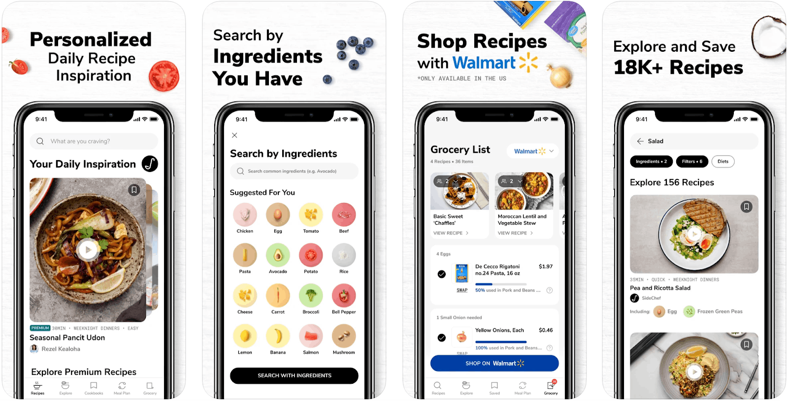 Recipe Apps - Discover Apps That Will Help Users Cook Better