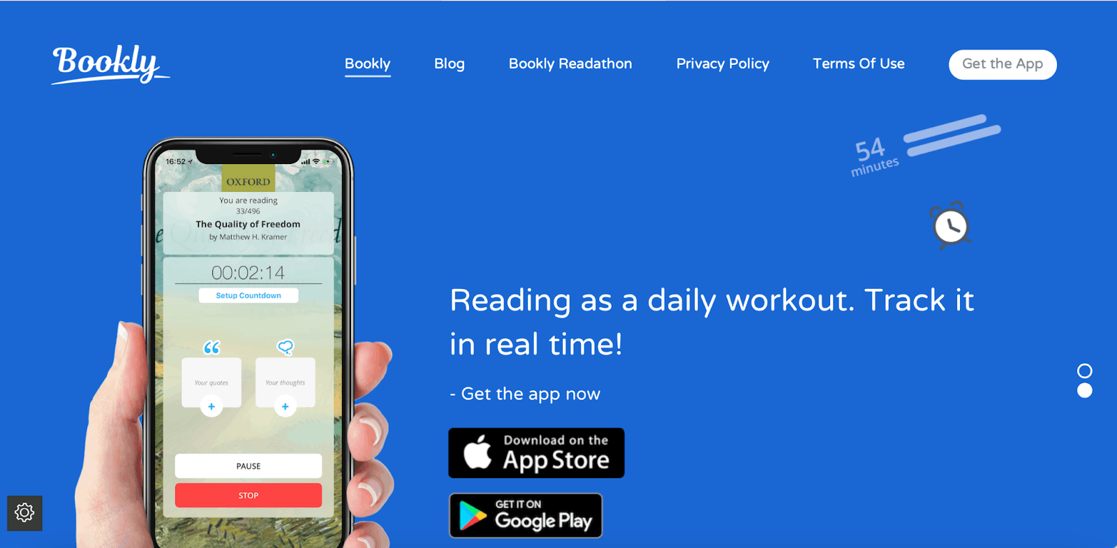 Learn How To Read More Books With The Bookly App