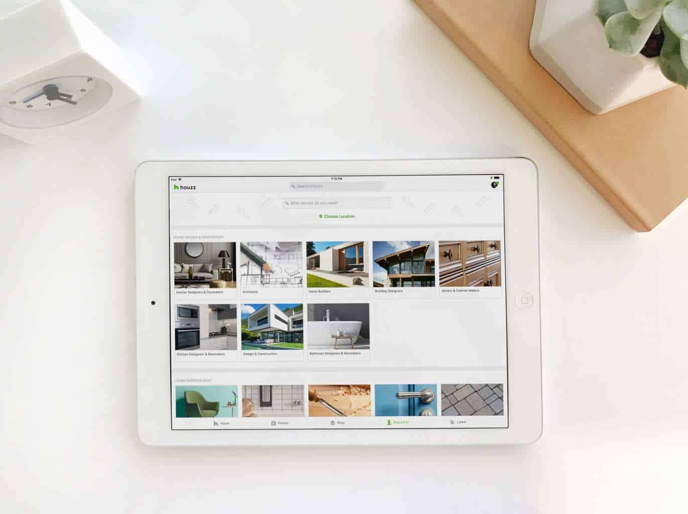 Get Free Tips For Furnishing A Home With The Houzz App