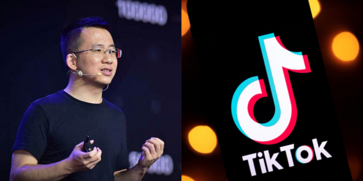 Meet The Creator Of The TikTok App And How He Started The Network
