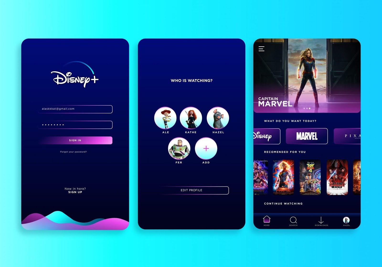 Learn How to Watch the Best Movies from the Disney+ App