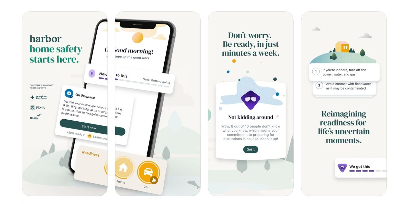The App That Increases Family And Home Safety Of Its Users