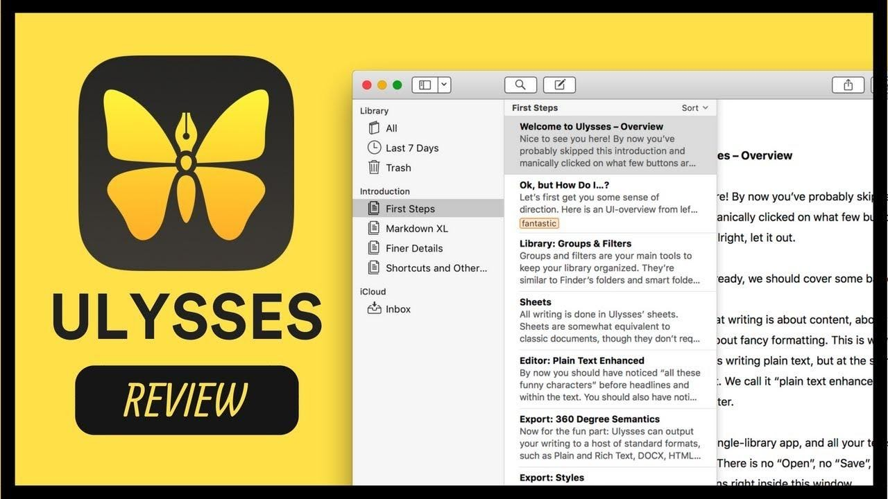 Discover the Best Apps for Writers