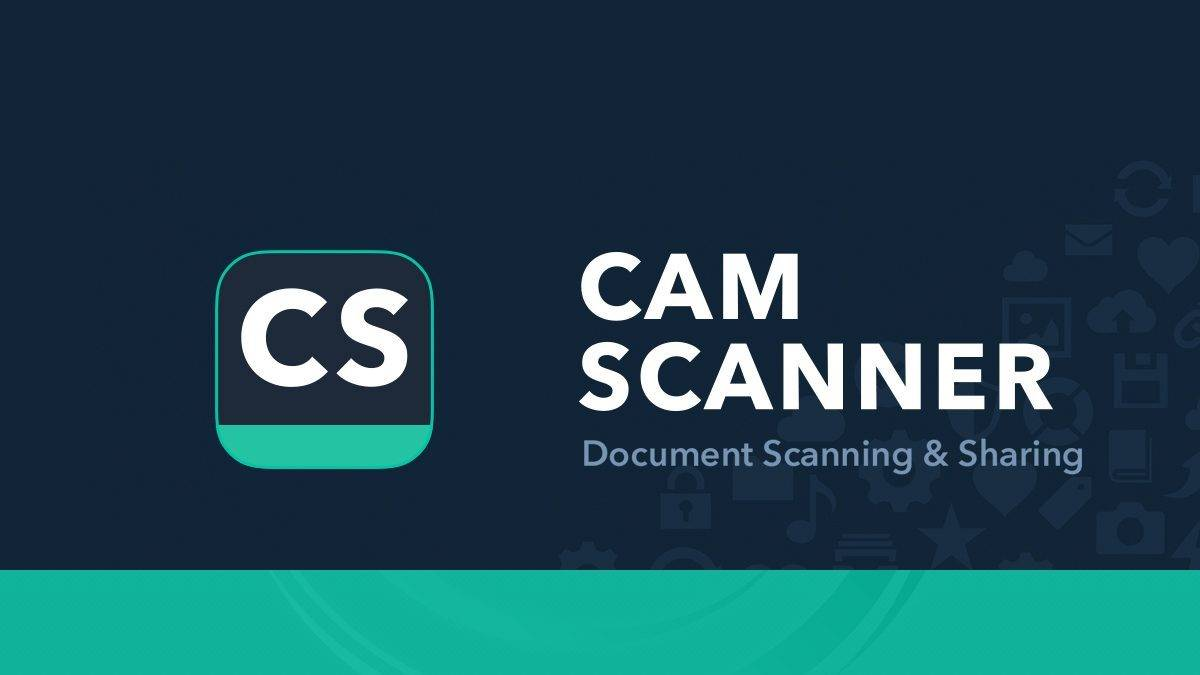 CamScanner - The Best Scanner App