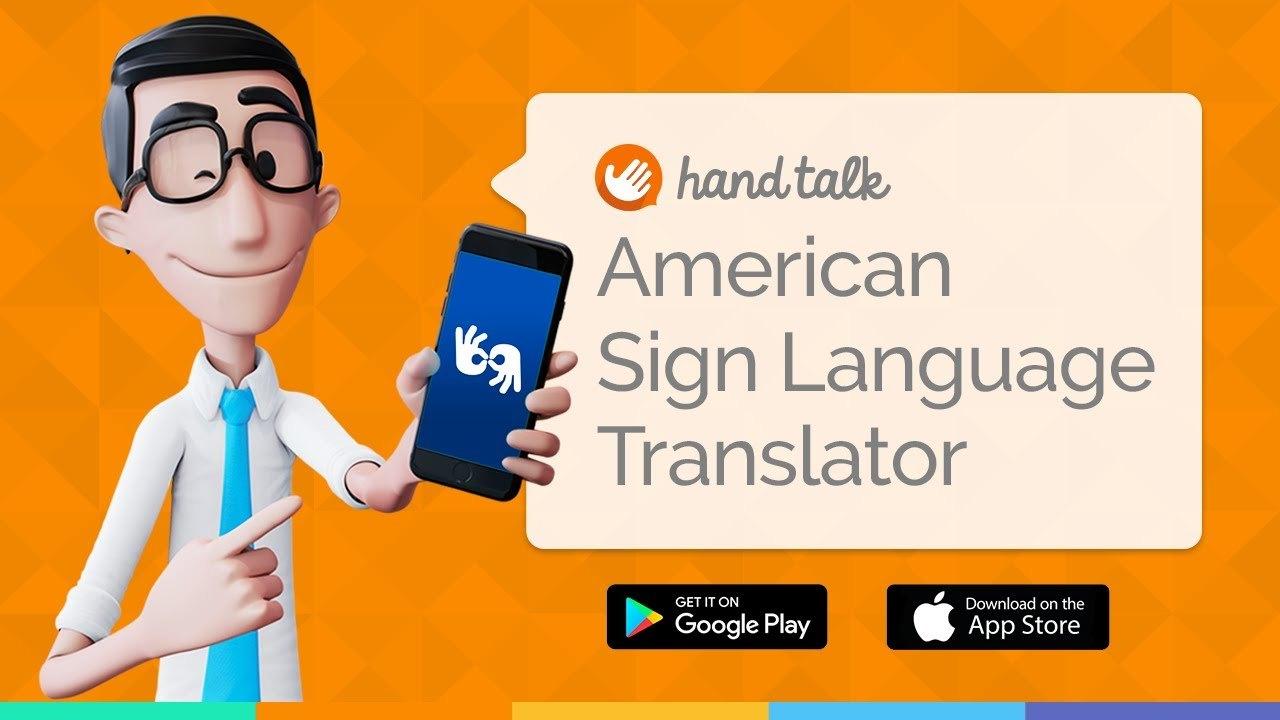 Hand Talk Translator - The ASL Translator