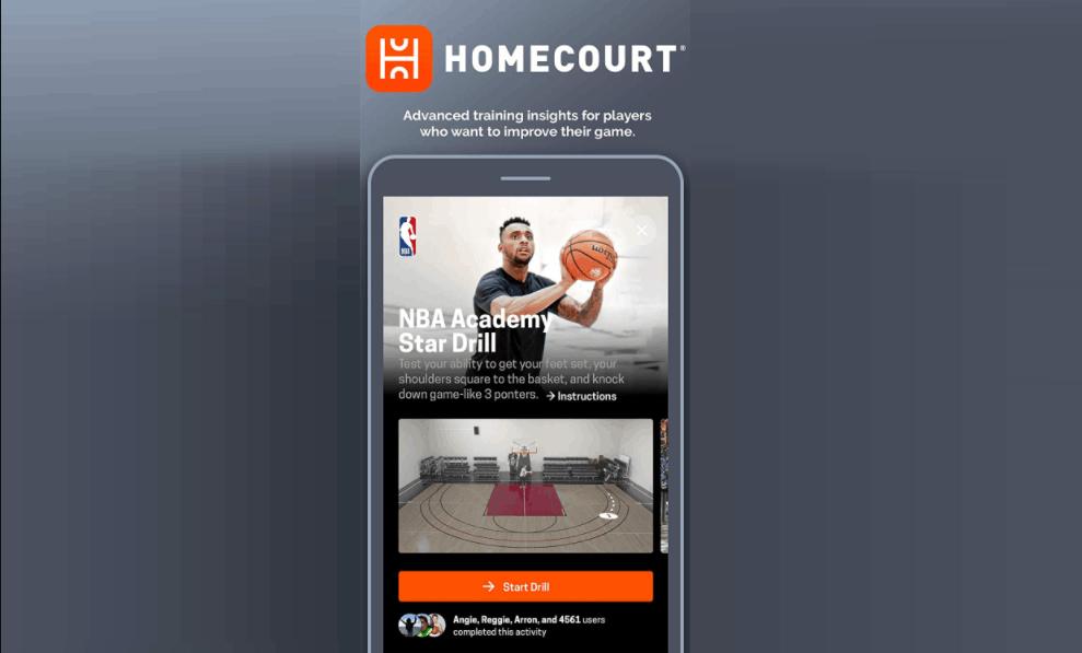 HomeCourt: The App to Enhance Basketball Skills
