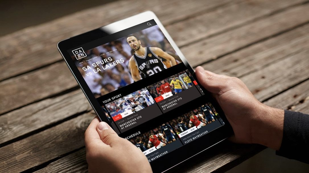 DAZN App - How to Download and Watch Sporting Events