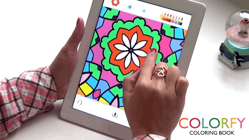 Colorfy App - Become An Artist