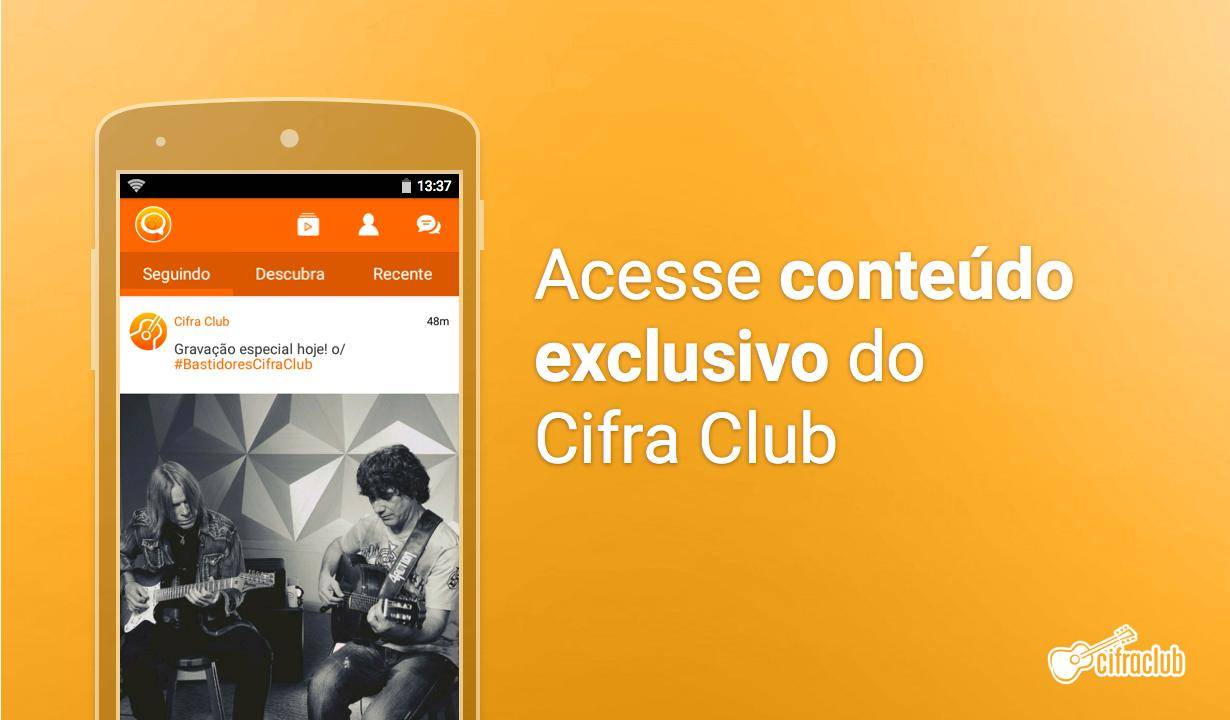 Cifra Club - Learn How to Play an Instrument