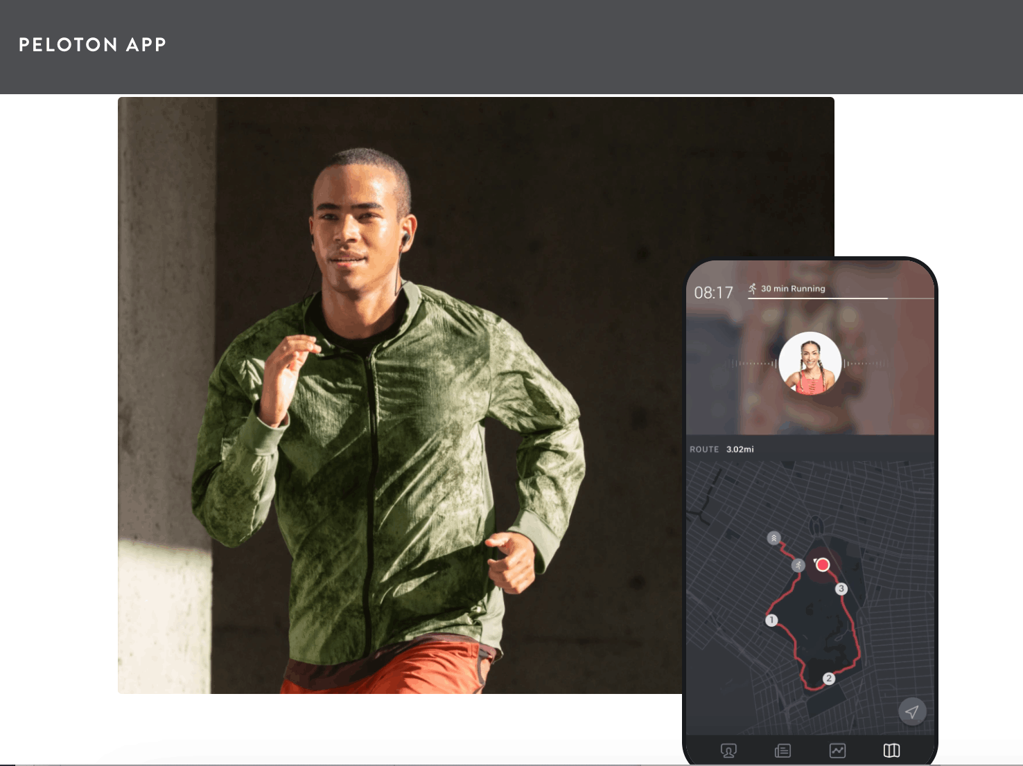 Peloton App - Learn How to Download the at Home Fitness App