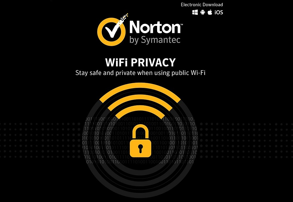 Norton Secure VPN - Protect Wi-Fi Networks