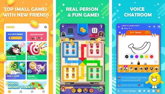 Hago App - Discover New Friends