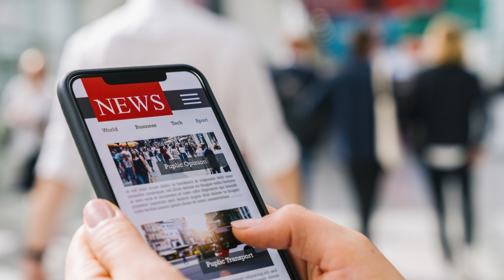 NewsBreak - The Small News Makes a Big Difference