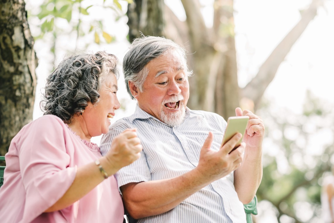 The Most Famous Apps Among the Elderly