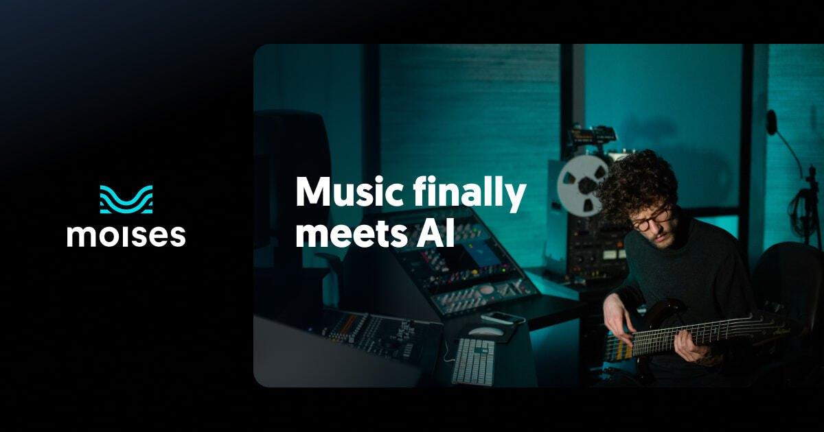 Moises - The Best Music Editor