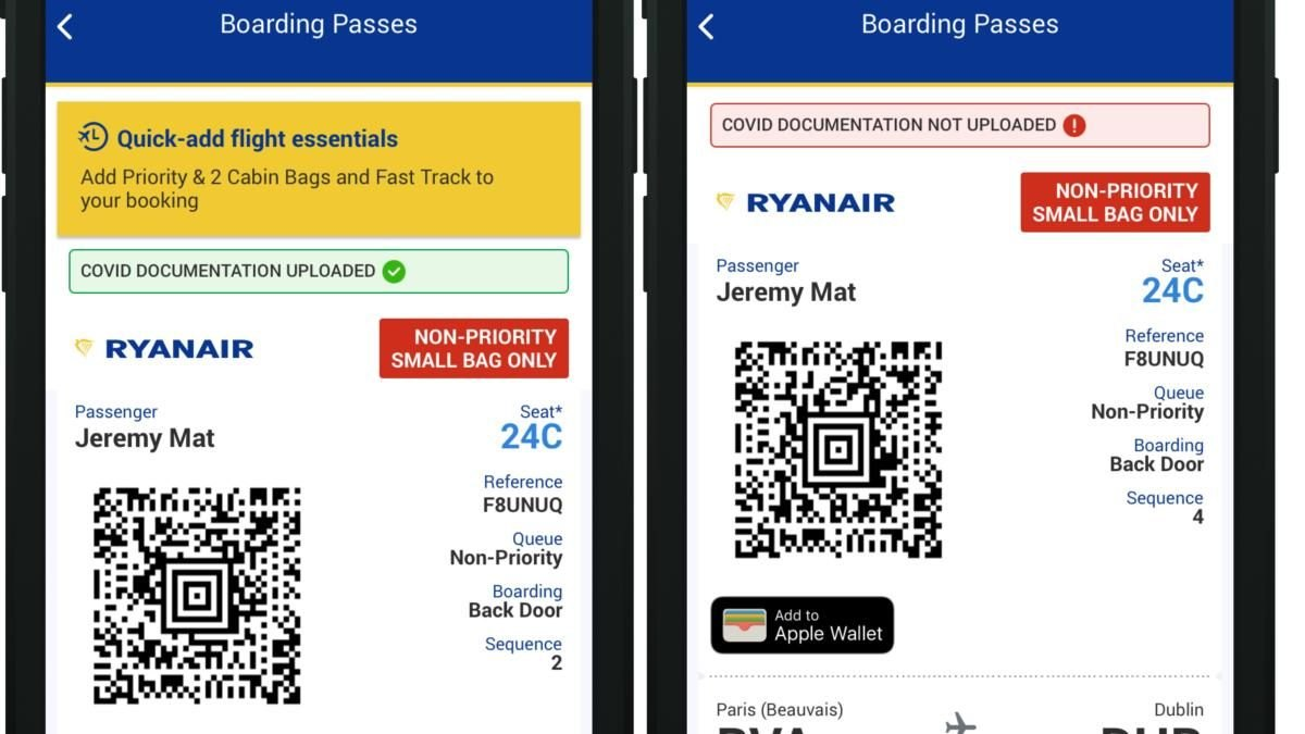 How To Download The Ryanair App On Android And iOS Devices