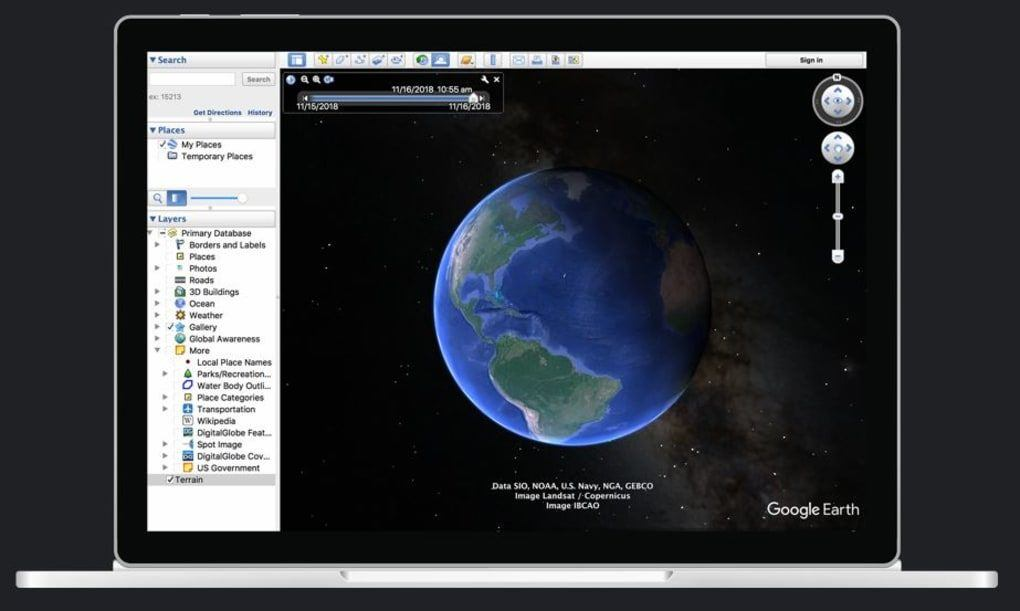 3D EARTH PRO - Accurate Weather Conditions and Forecasts