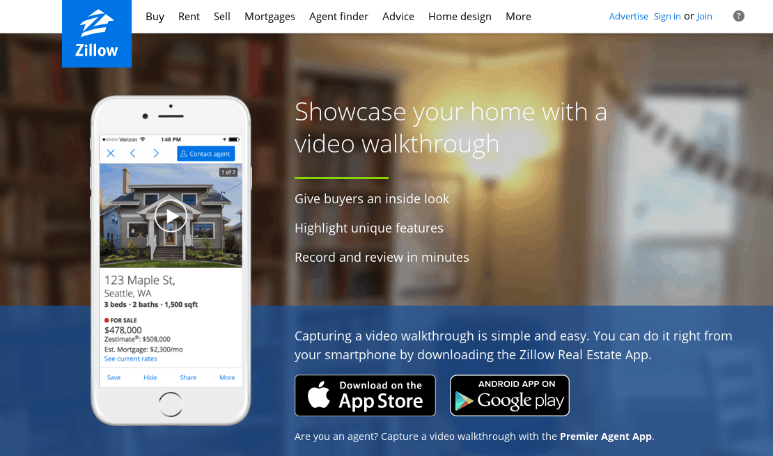 How To Use The Zillow Premier Agent App