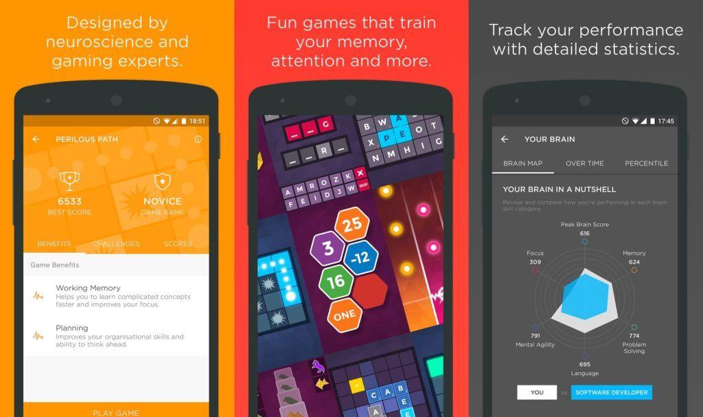 Peak App - Brain Games & Training