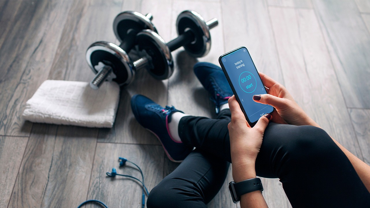 PineFit App - Create A Custom Workout Plan