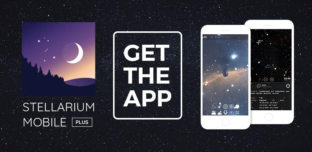 Stellarium Mobile - See All the Stars
