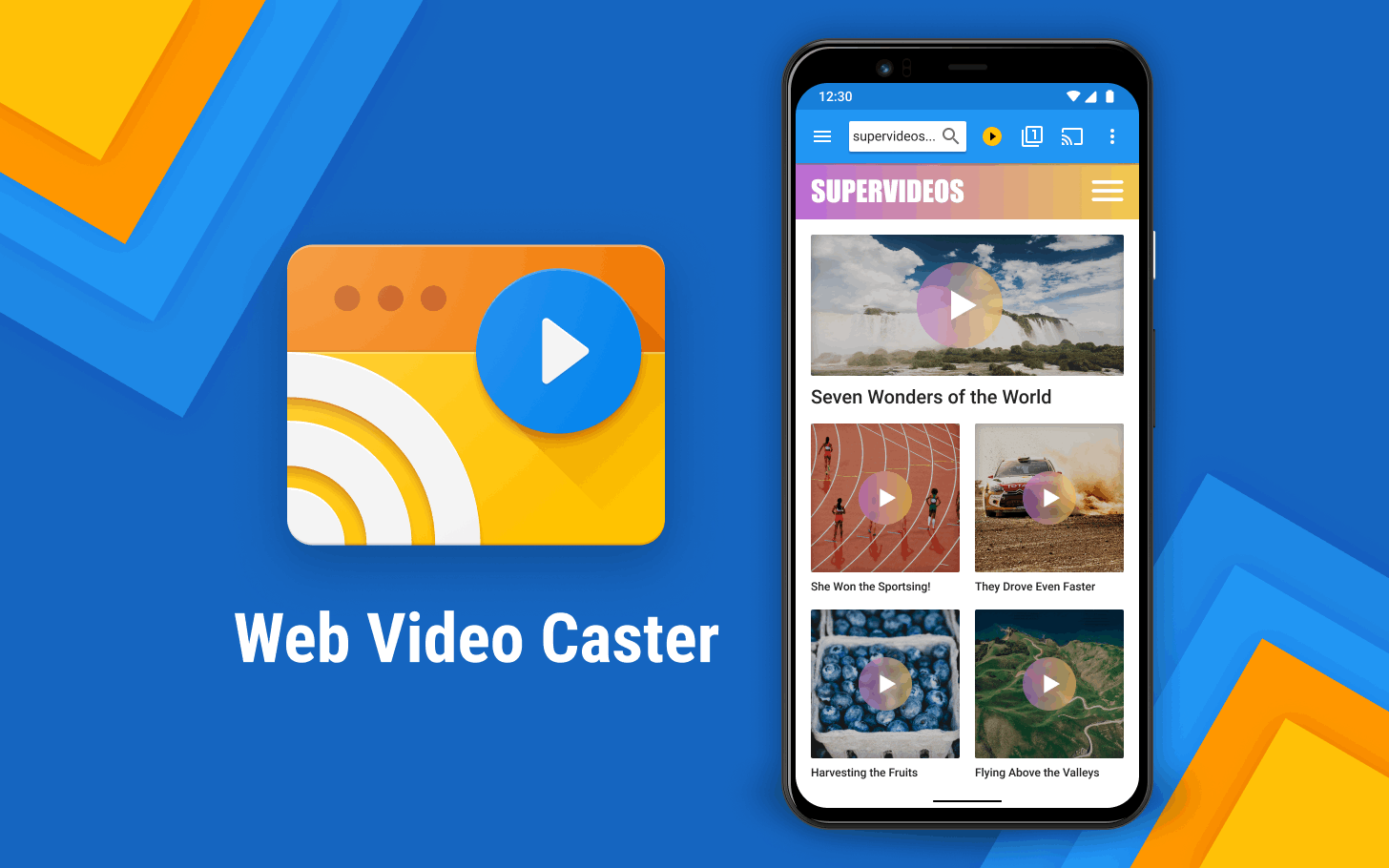 Web Video Cast App - See How to Download