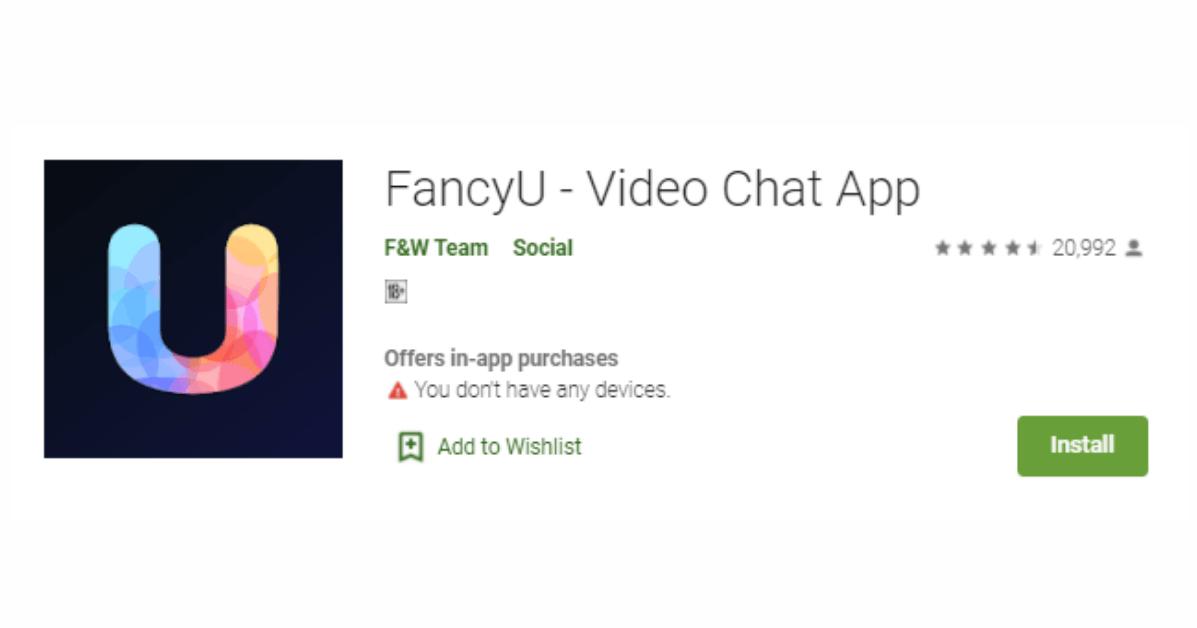 FancyU - Meet New People