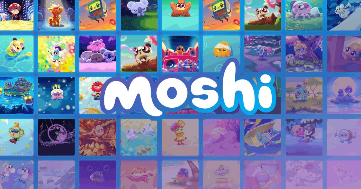 Moshi App - Sleep and Meditation